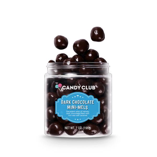 Dark Chocolate Mini Mels - Candy Club