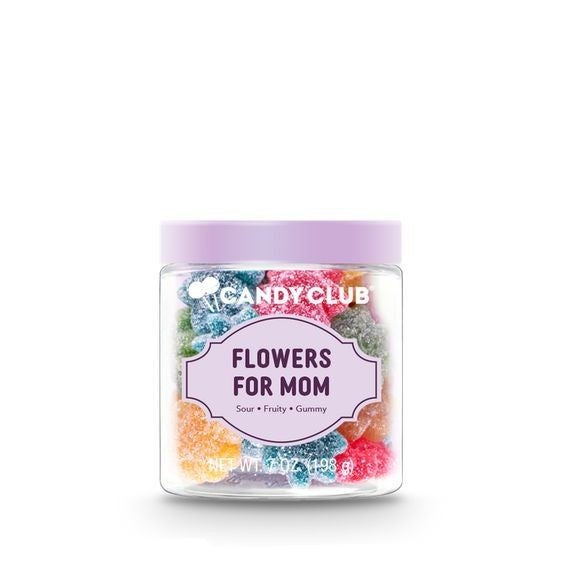 Flowers for Mom - Candy Club