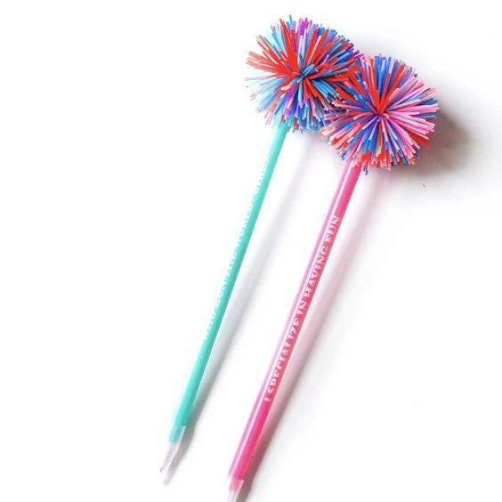 Super Fun Ball Top Pens - JLB