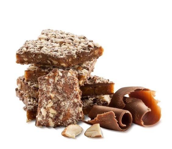 Milk Chocolate Toffee - Dave's Sweet Tooth