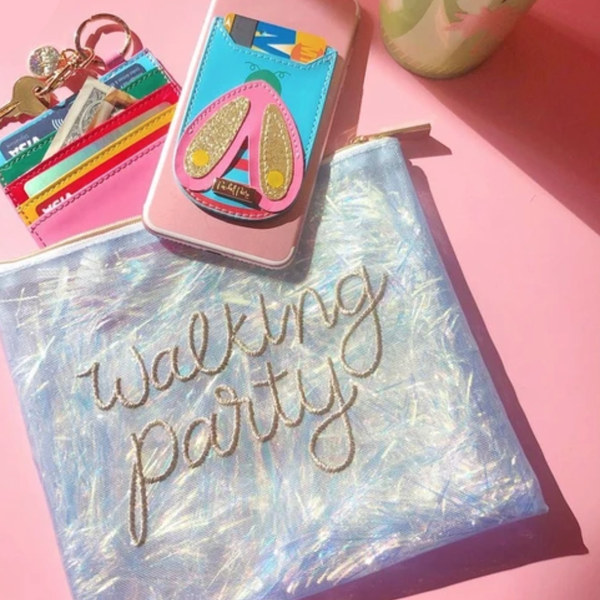 Walking Party - Streamer Pouch
