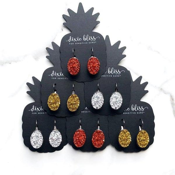 Jolly - Leverback Earrings