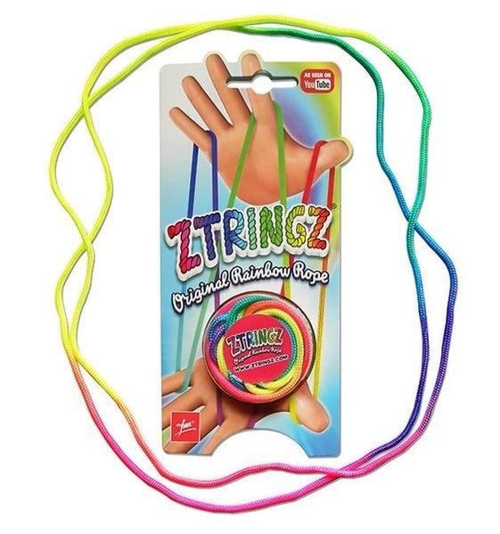 Ztringz Rainbow Rope