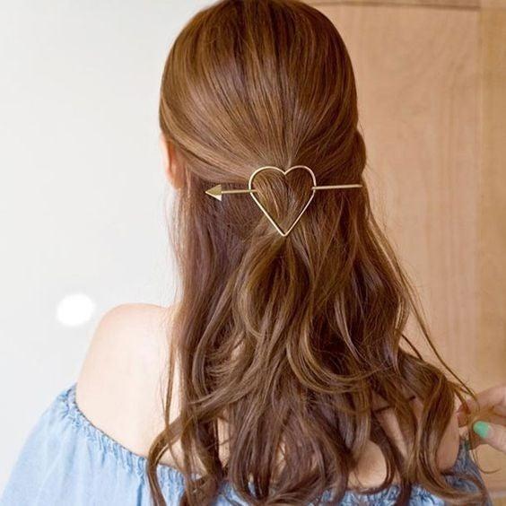 Stupid Cupid - Hair Pin Set
