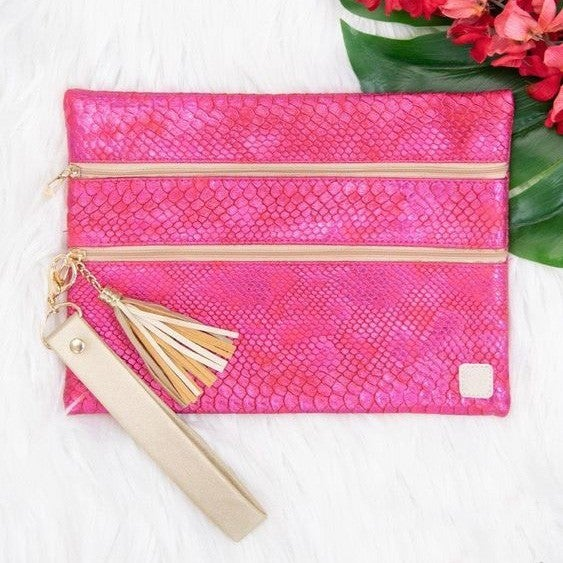 Hot Off The Press - The Katie Clutch