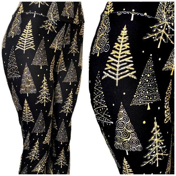 Oh Christmas Tree - Leggings - Reg/Plus