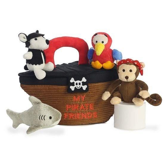 My Pirate Ship Playset