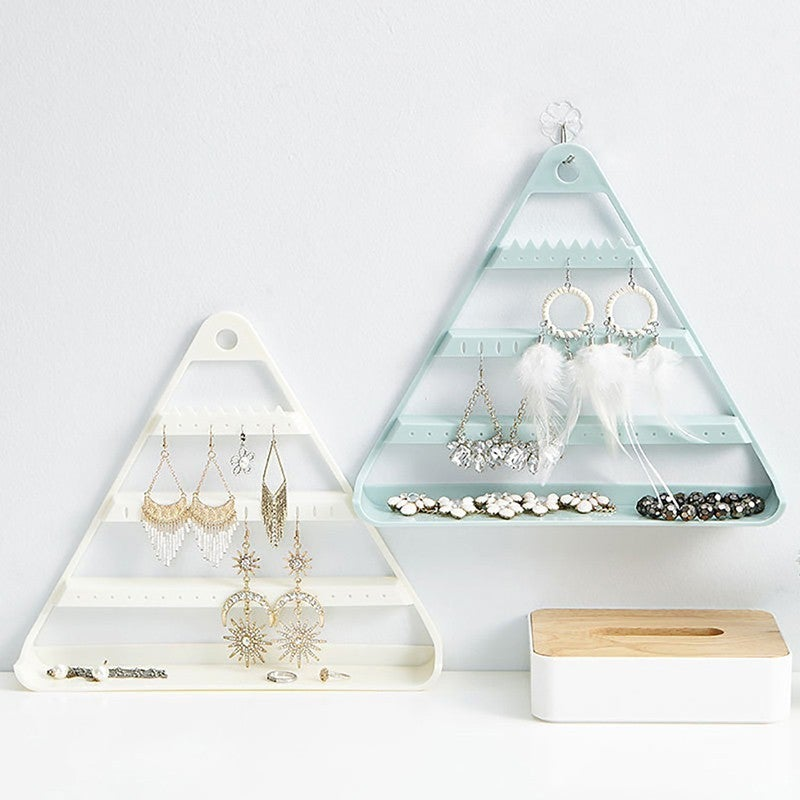 Jewelry Display - White