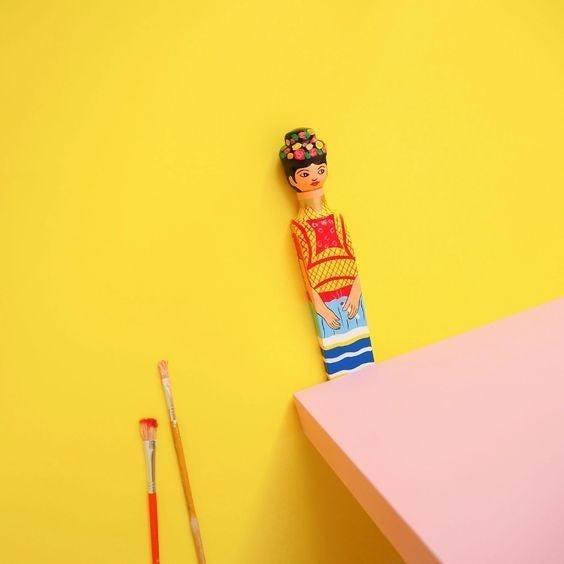 Frida - Wedgie Door Stopper