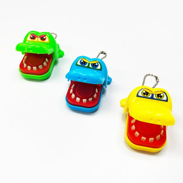 HE'S BACK! Mr. Snappy Keyrings!
