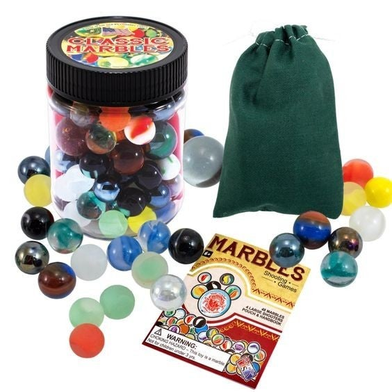 Classic Toys: Marbles Jar