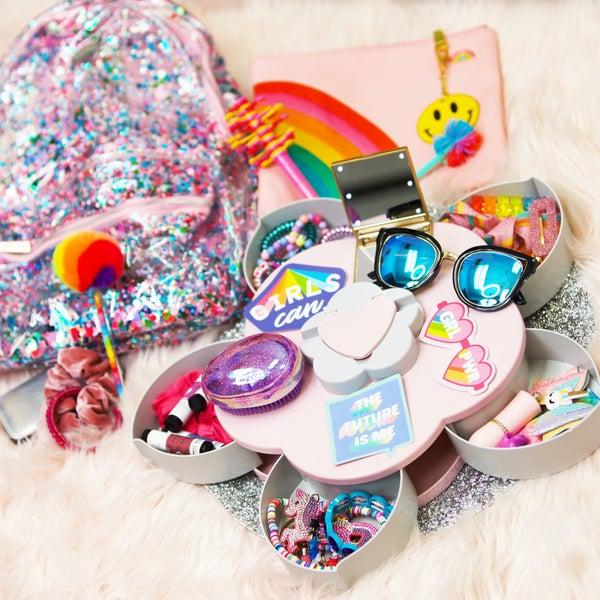 Pretty Pretty Princess - Flower Twist Girls' Jewelry Box