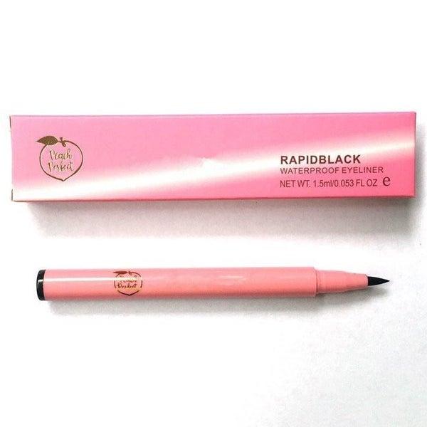 Katie's FAVE - Waterproof Black Liquid Eyeliner Pen