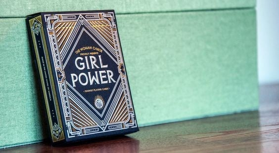 The Girl Cards - Premium Playing Cards