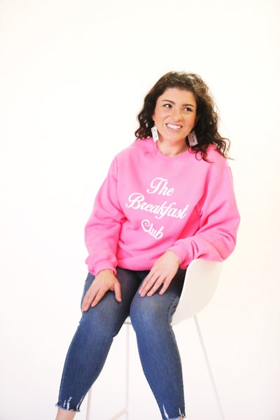 The Breakfast Club Crewneck Sweatshirt - Reg/Plus