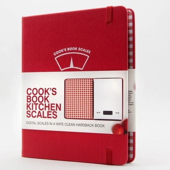 Cook's Book Kitchen Scales