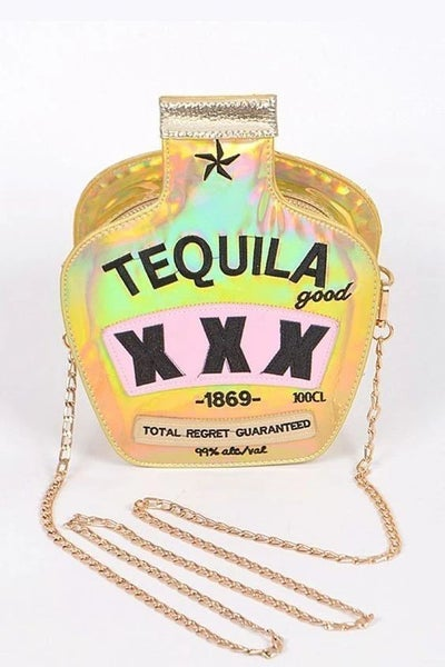 Tequila Crossbody Bag