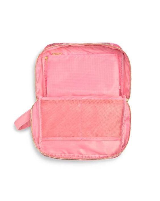 Getaway - Leatherette Toiletry Bag