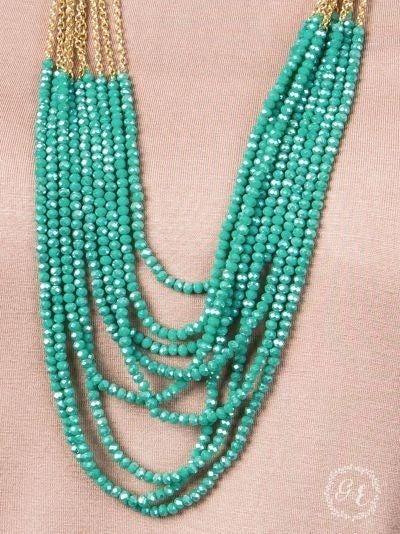 Ocean Eyes - Necklace