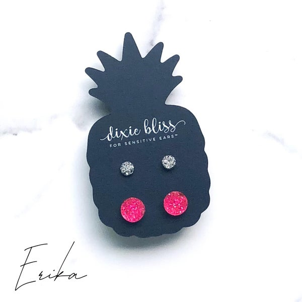 Erika - Earrings Duo