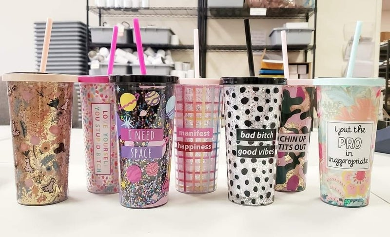 Pre-Order: NEW Designs on Best-Selling Mugsby 22oz Tumblers