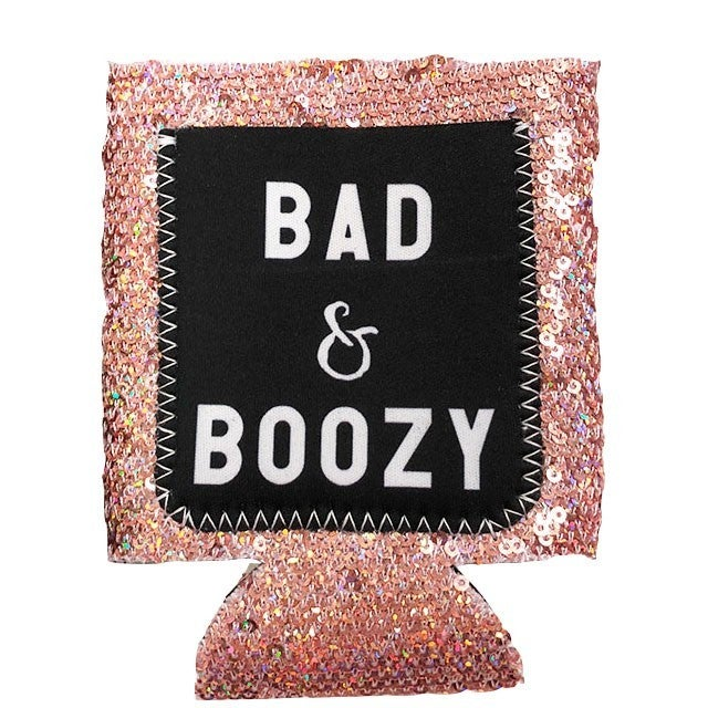 I Wanna Be Bad - Koozie