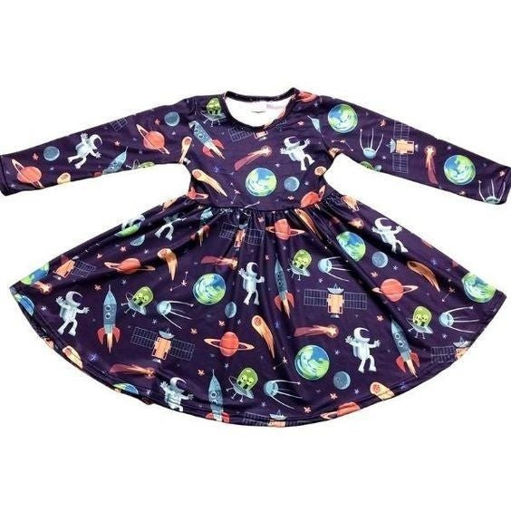 KIDS - Out Of This World - The Girl Next Door Dress