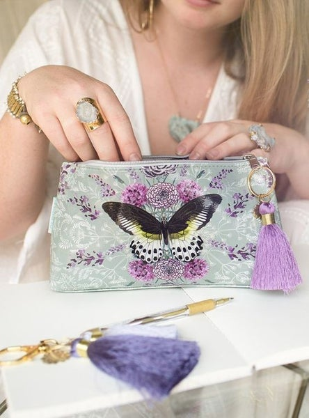 Rare Species - Tassel Pouch