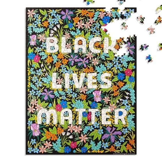 Black Lives Matter - 500 pc puzzle