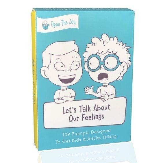 Let's Talk: Conversation Starters for Kids