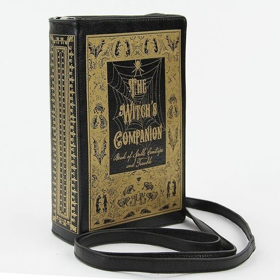 Spellbound: The Witches Companion Book Bag