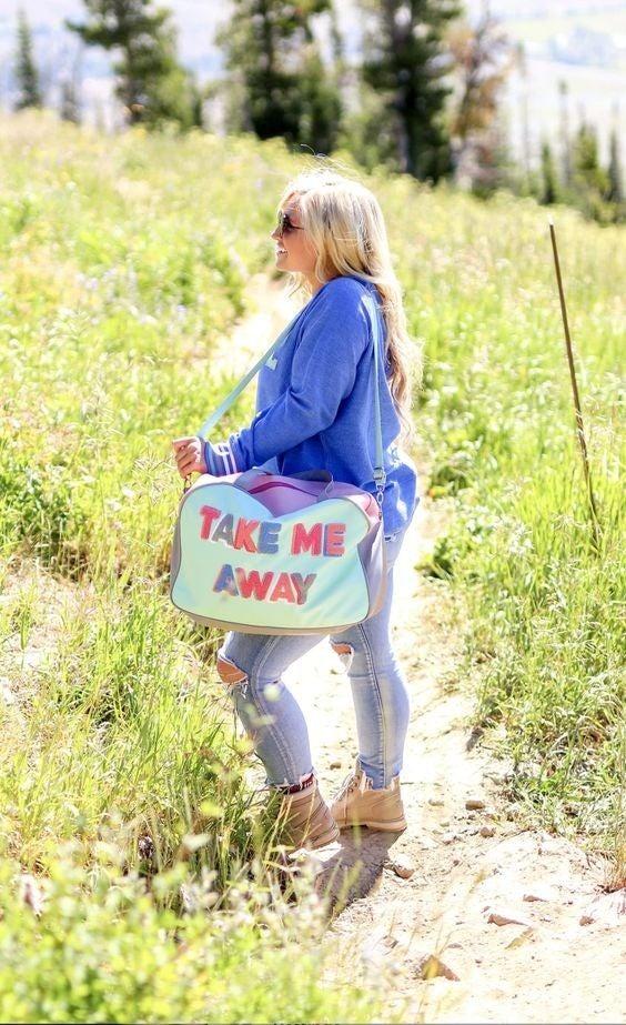 Duffle Bag - Take Me Away