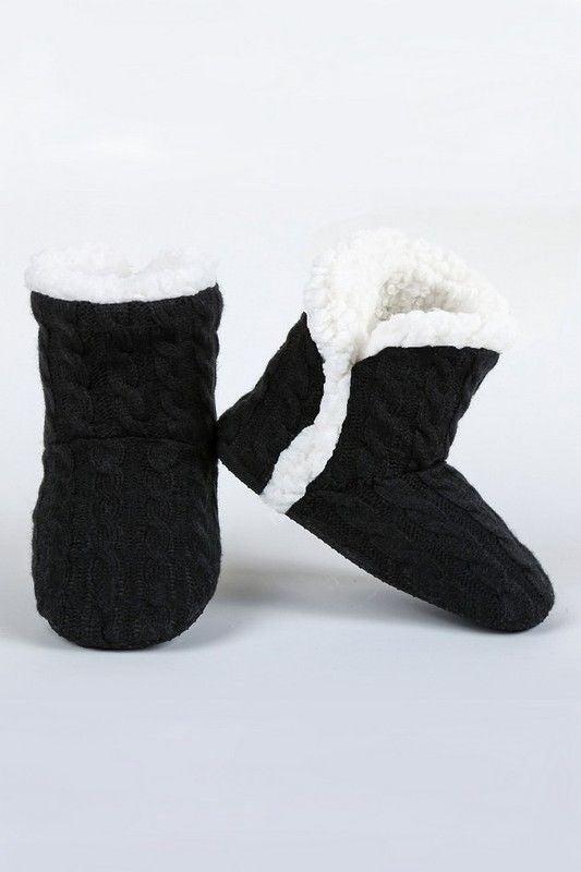 CozyToes - Women's Sherpa Slippers