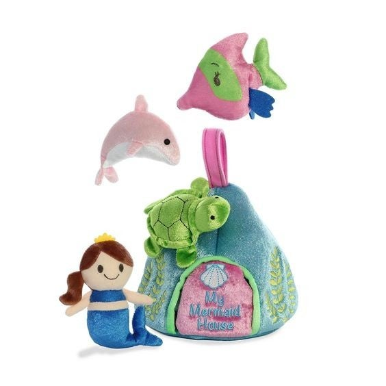 My Mermaid House Playset