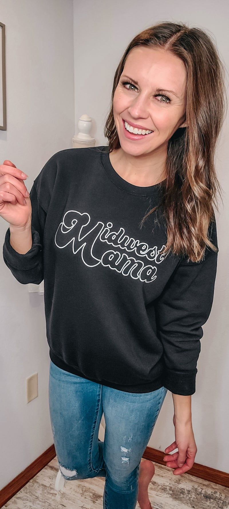 MIDWEST MAMA PULLOVER