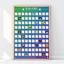 100 Kids Activities Bucket List
