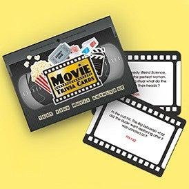 Movie Trivia Card Game
