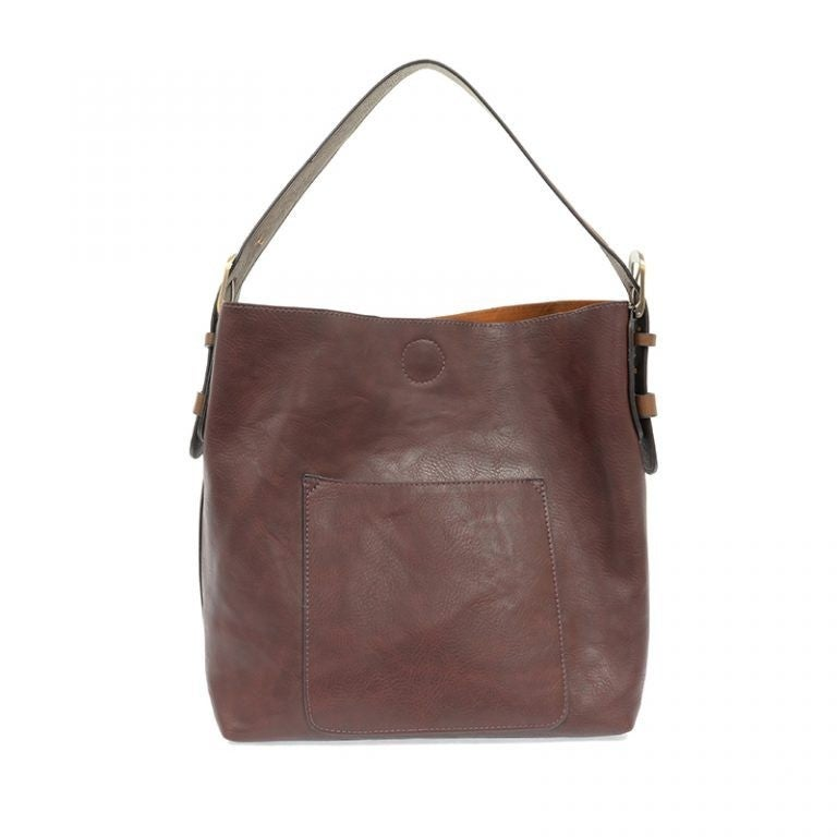 Wine Hobo Coffee Handle Handbag