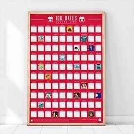 100 Dates to Go On Bucket List