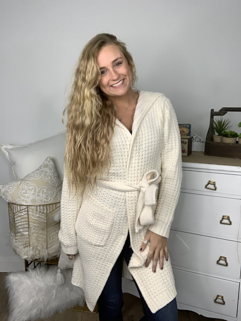 Snuggle Time Cardigan *Final Sale*