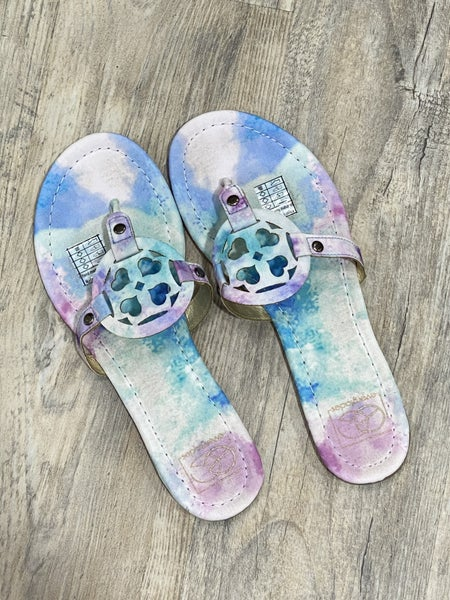 Starlight Medallion Sandal