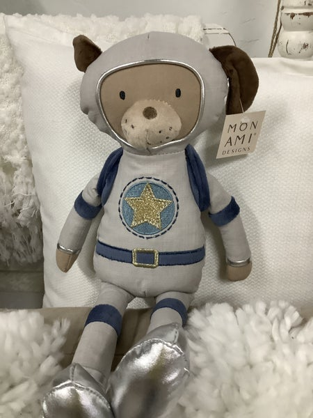 Archie Astro Dog Doll