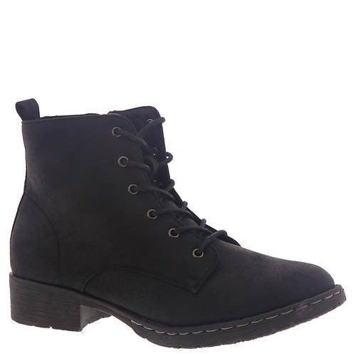 Black Combat Boots *Final Sale*