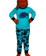 Kids Fast Asheep Pajama Set