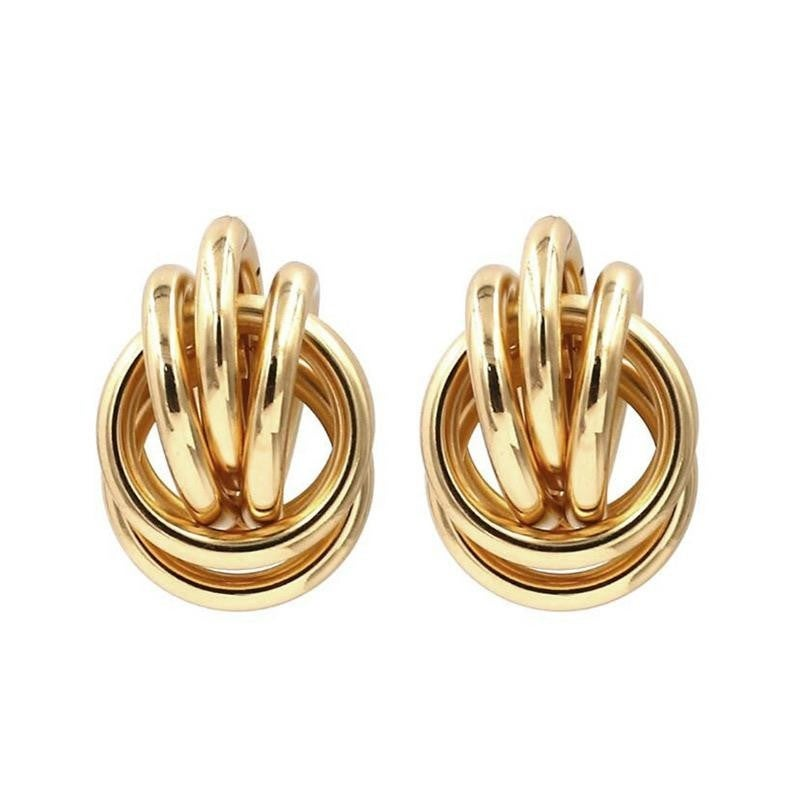 Knot Studs Earrings Final Sale*