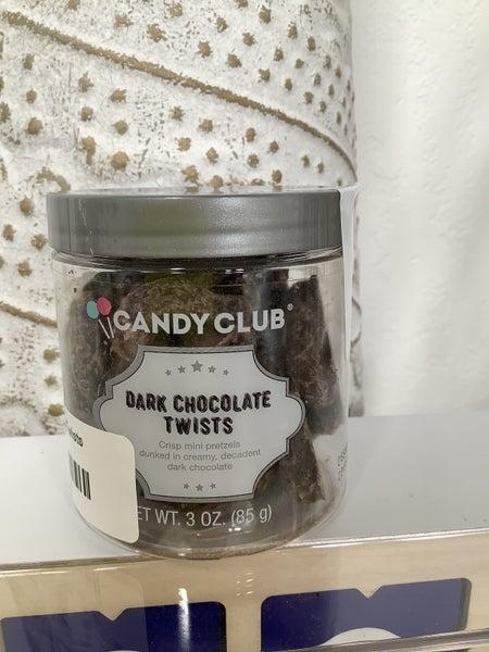 Dark Chocolate Twists *Final Sale*