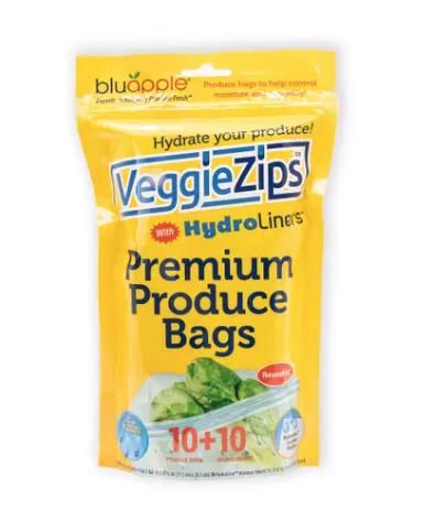 Veggie Zips