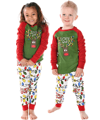 Kids Lights Out Pajama Set