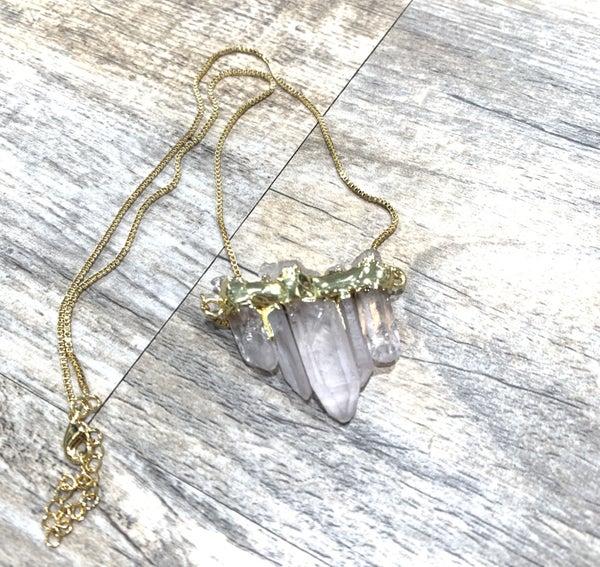 Dagger Bar Necklace - Assorted *Final Sale*