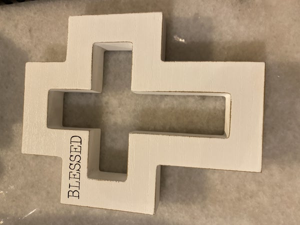 Blessed Cross *Final Sale*